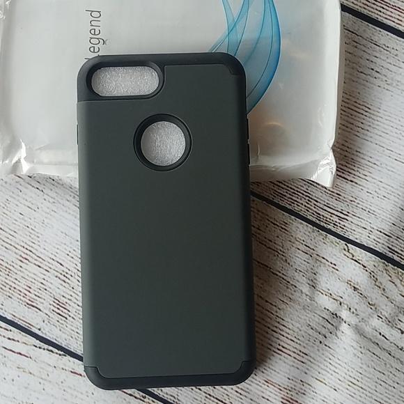 big sale 11b43 d0932 ⚡️Flash Sale $3/15 IPhone 7 plus case matte black NWT